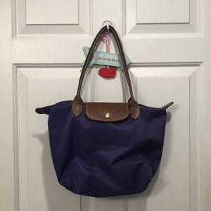 Purple Longchamp